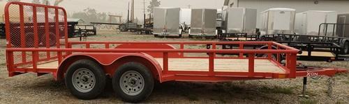 2021 X-On UT831623 Utility Trailer