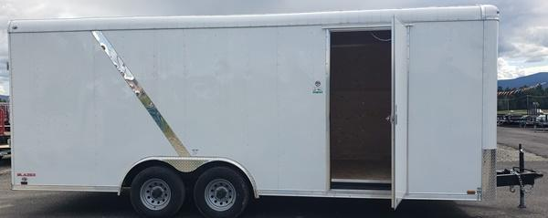 2021 Cargo Mate BL820TA3 Enclosed Cargo Trailer