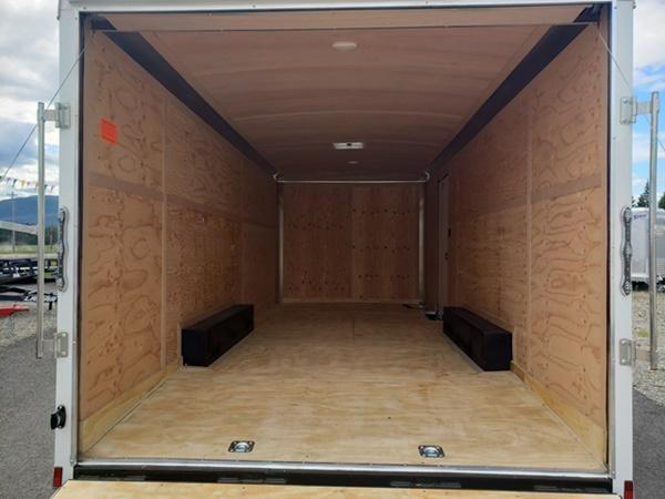 2021 Cargo Mate BL820TA3 Enclosed Cargo Trailer