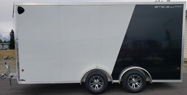 2021 CargoPro Trailers Stealth C7.5x16S Car / Racing Trailer