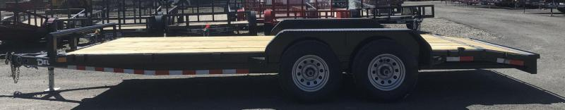 2021 Delco Trailers C418J62I Car / Racing Trailer