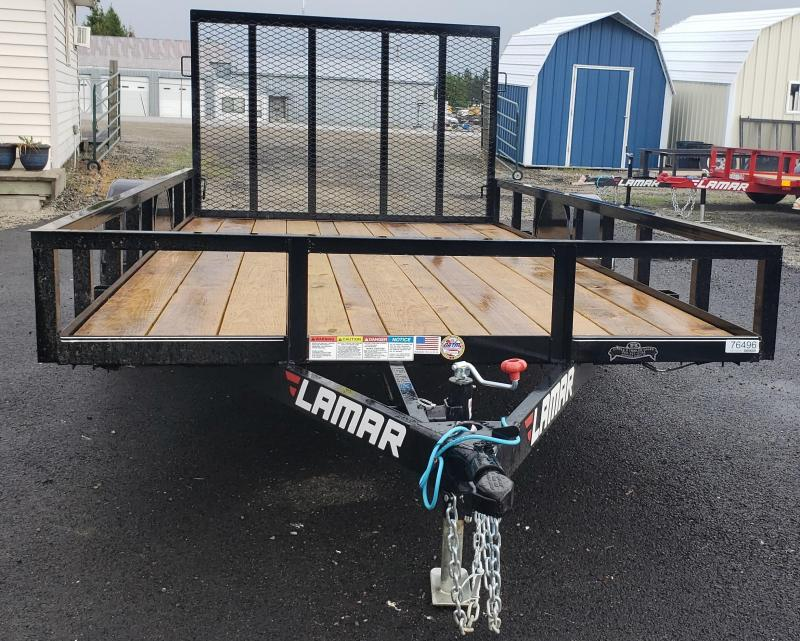2019 Lamar Trailers UT771413 Utility Trailer