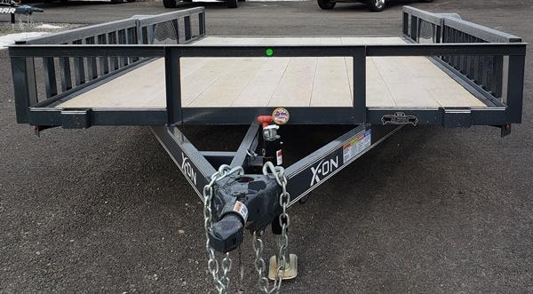 2021 X-On SA771213 Utility Trailer