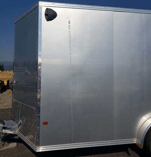 2020 CargoPro Trailers Stealth Enclosed Cargo Trailer