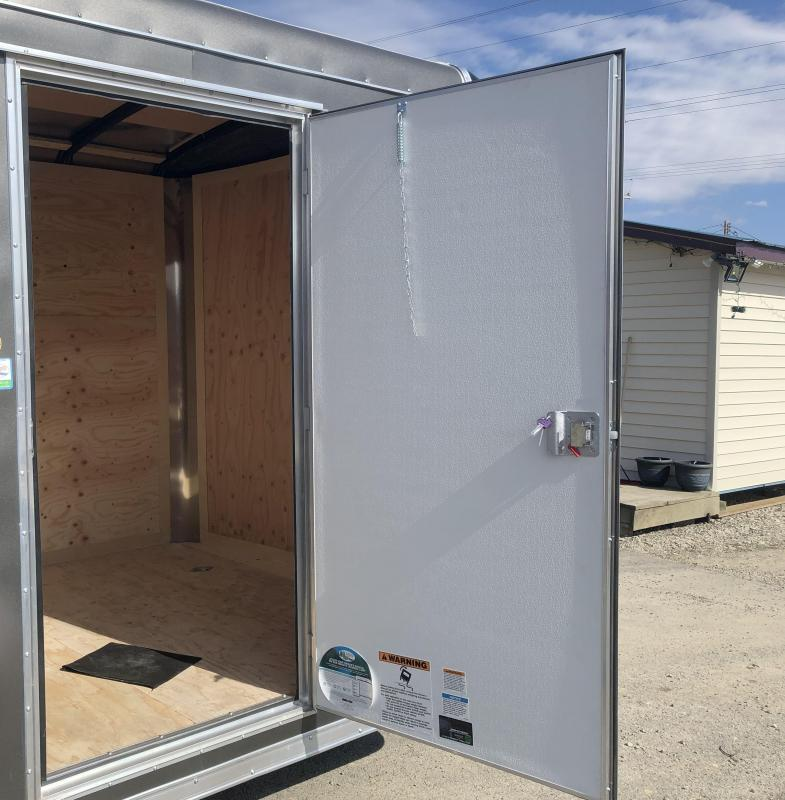 2021 Cargo Mate BL716TA2 Enclosed Cargo Trailer