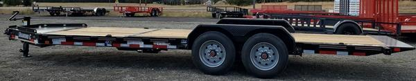 2021 Diamond C Trailers HDT208L22x80 Equipment Trailer