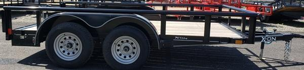 2020 X-On UT831223 Utility Trailer