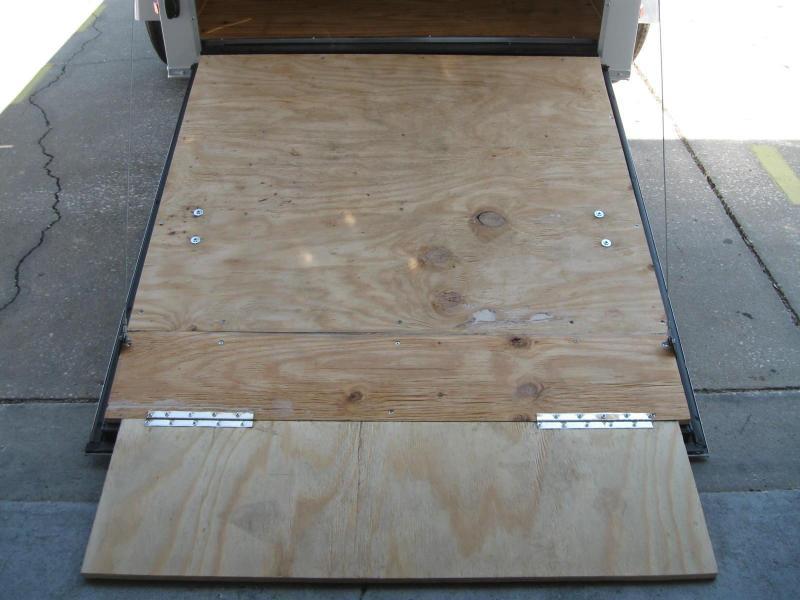 """5x8-V Ramp Door $3495.77 """"Out The Door"""""""