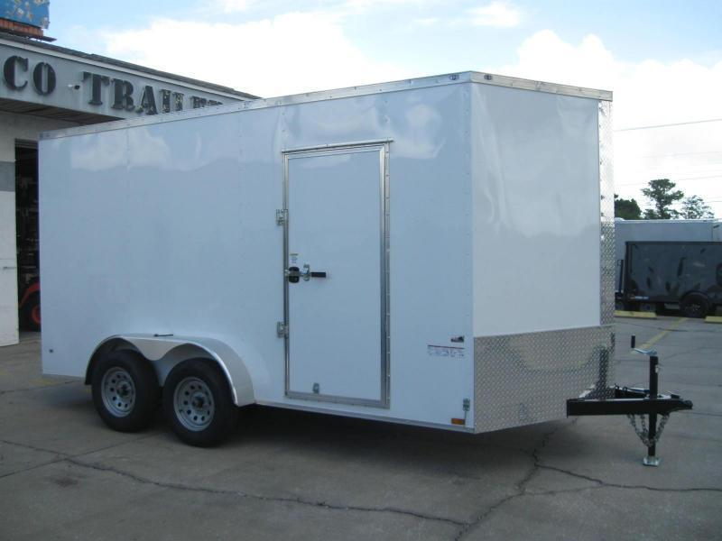 7x14 Therma Cool 7' TALL Inside Height