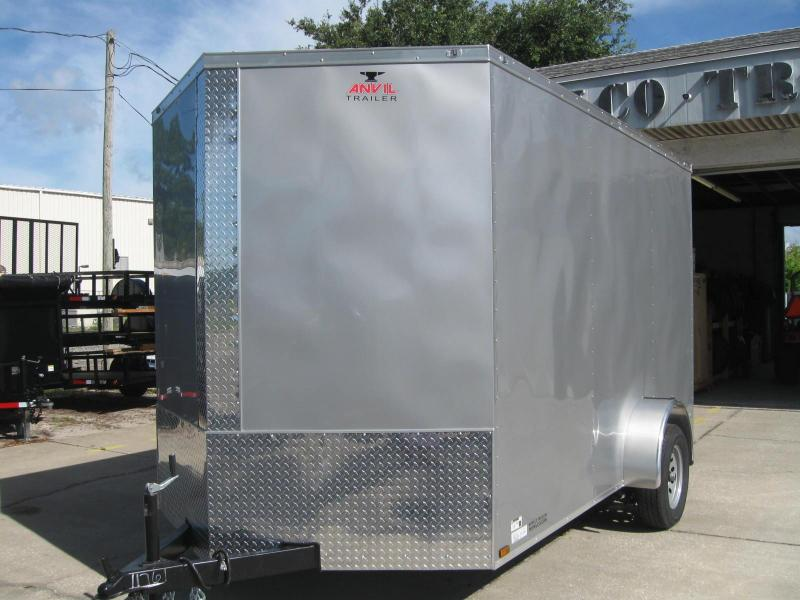 """7x12 Therma Cool 7' TALL $4441.57 """"Out The Door"""""""