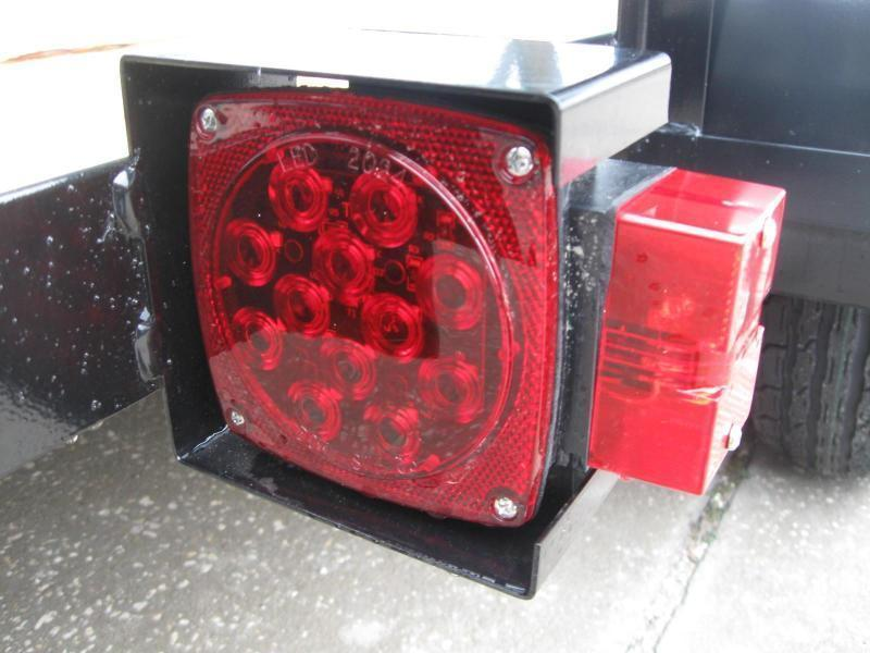 """6.5x12 Tandem + BRAKES / LEDs $2893.82 """"Out The Door"""""""