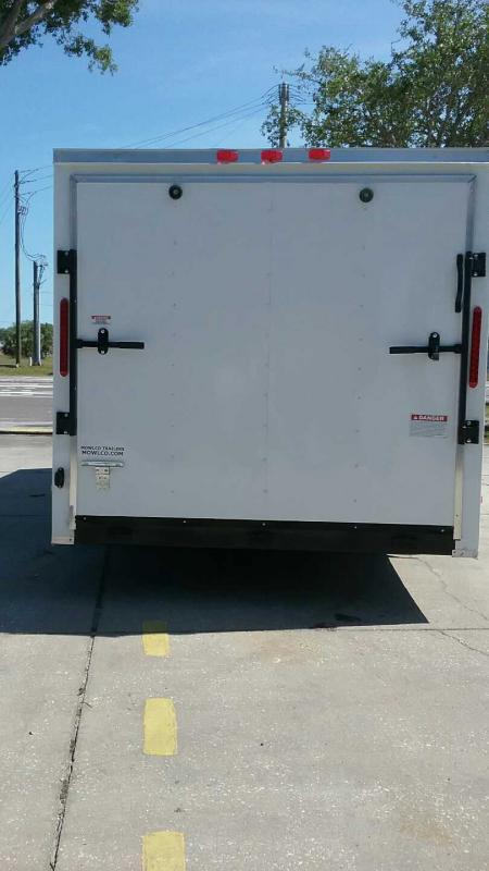 """7x18 V-Nose Cargo $6893.37 """"Out The Door"""""""