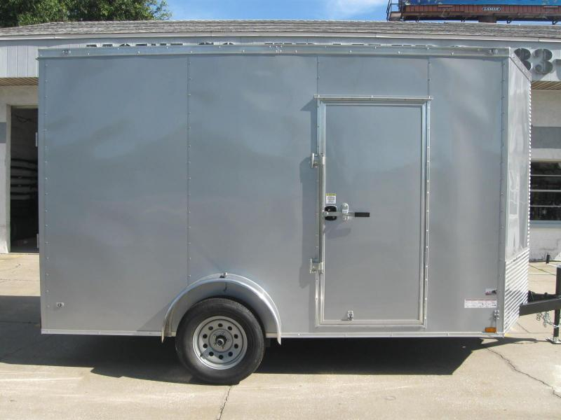 7x12 Therma Cool V-Nose Trailer 7' TALL