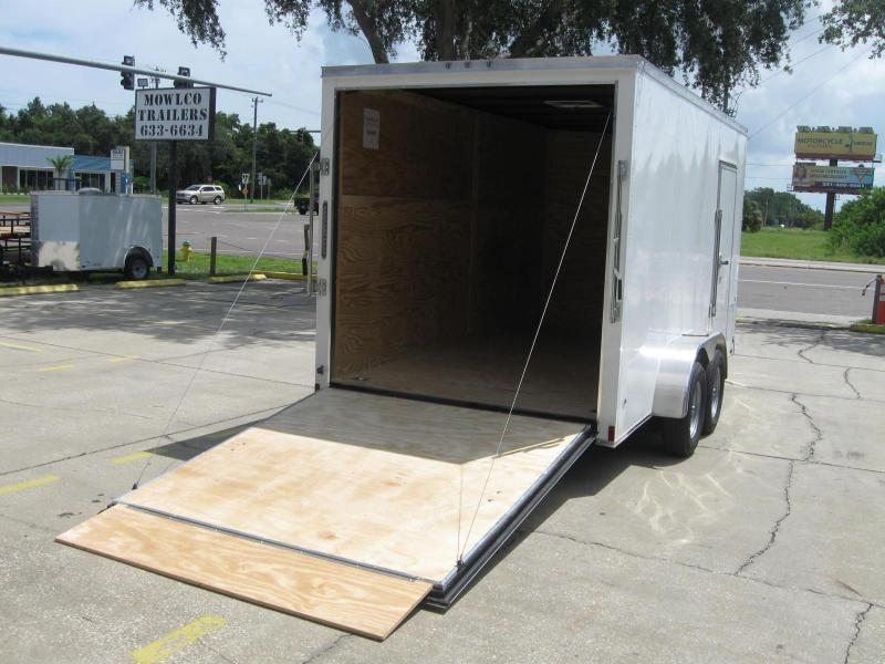 """7x16 Therma Cool 7' TALL $7999.39 """"Out The Door"""""""