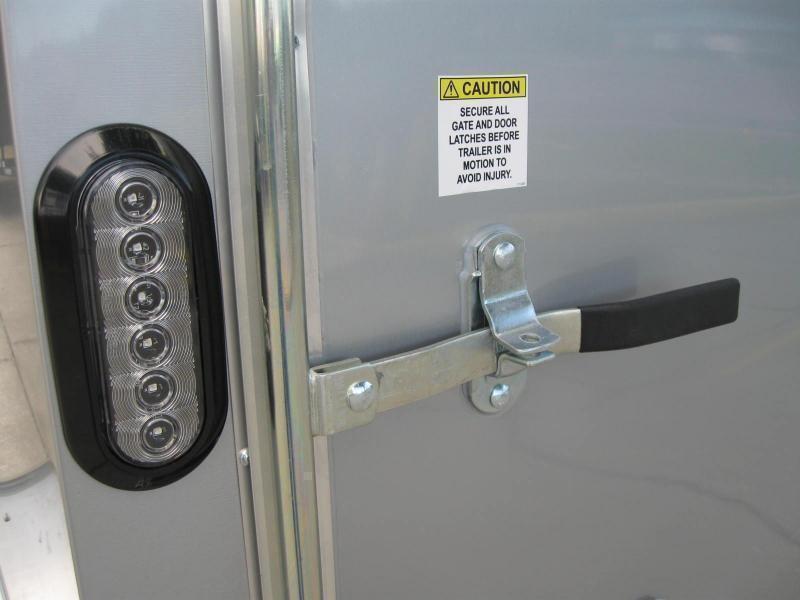 """4x6SA-V Cargo Trailer $2515.57 """"Out The Door"""""""