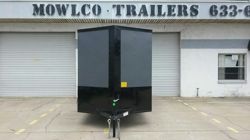 """6x12 Therma Cool 6' 3"""" TALL Blackout"""