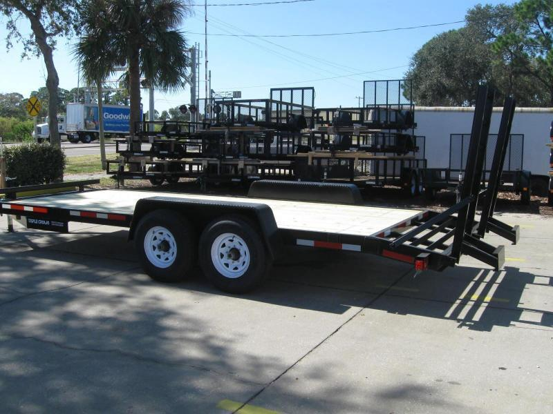"""7x20 Low Rider 14K / 7 Ton Equipment $6999.47 """"Out The Door"""""""