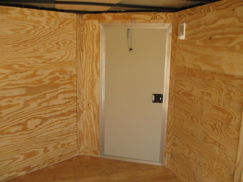 7x12 Therma Cool 7' TALL Inside Height
