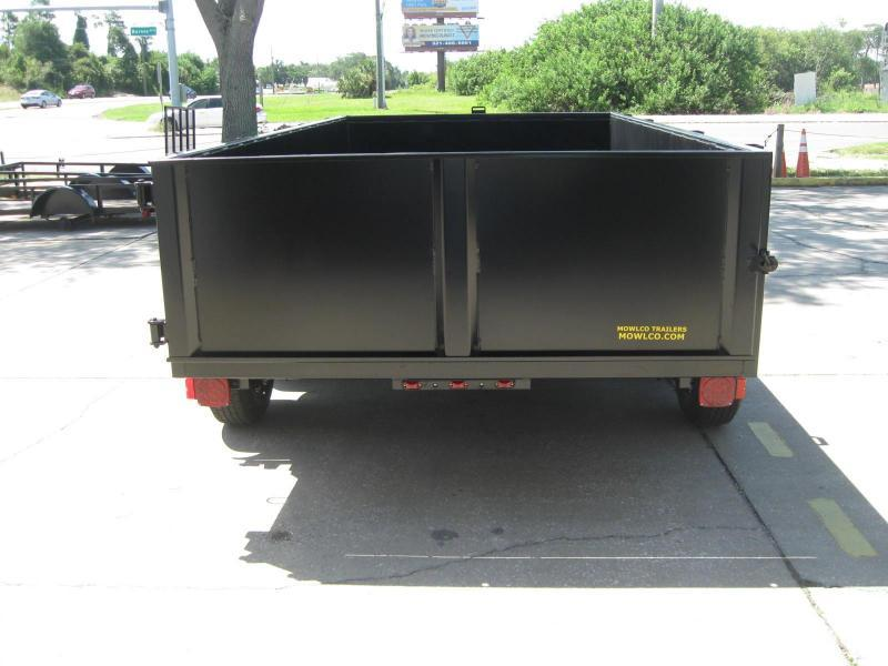 "6x12 Low Dump 10K / 5 Ton HD ""$6257.36 Out The Door"""