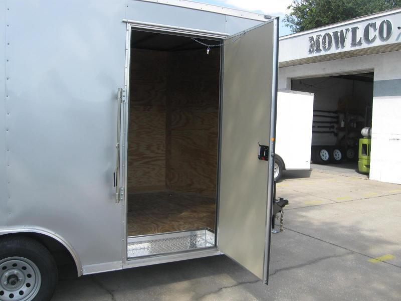 """8.5x16 A/C Therma Cool 7' TALL $9999.63 """"Out The Door"""""""