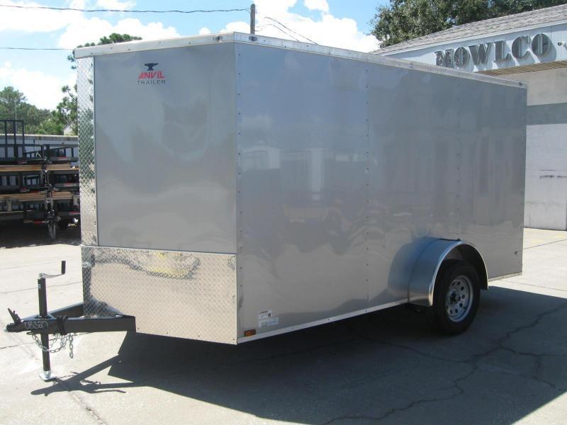 """7x12 Therma Cool V-Nose $4227.57 """"Out The Door"""""""
