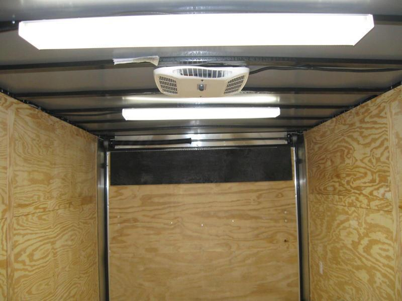 "8.5x16 Trailer A/C Therma Cool $7527.77 ""Out The Door"""