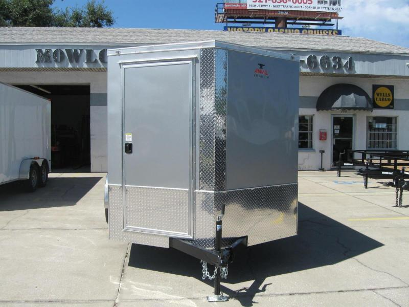 """7x12 Therma Cool V-Nose $4548.57 """"Out The Door"""""""