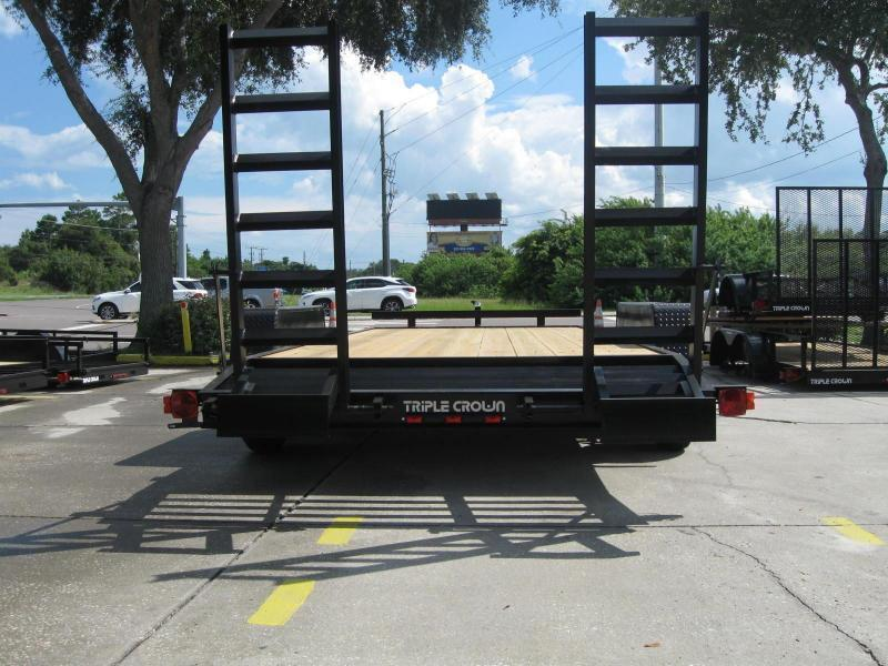 """7x18 HD 10K / 5 Ton $4125.39 """"Out The Door"""" with FREE SPARE TIRE"""
