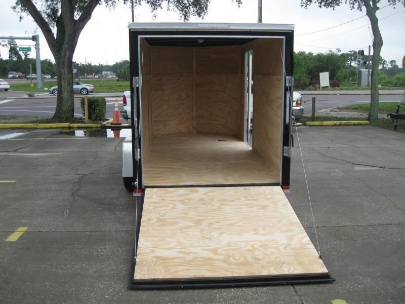 6x12 Therma Cool Cargo Trailer