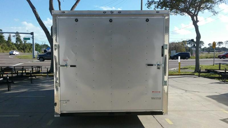 """8.5x20 V-Nose Cargo LEDs $5937.77 """"Out The Door"""""""