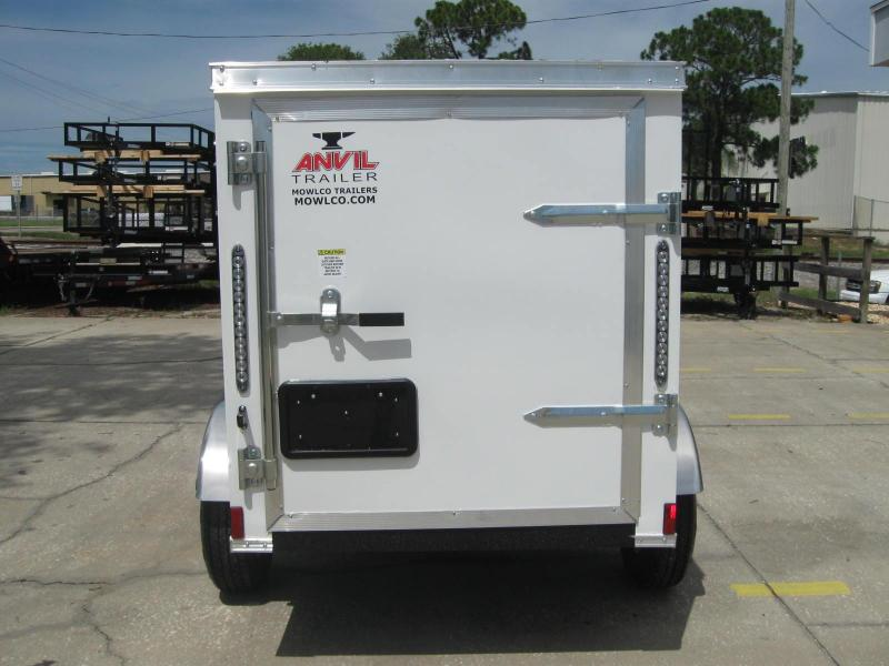 "4x6SA-V Enclosed Cargo Trailer ""$2194.57 Out The Door"""