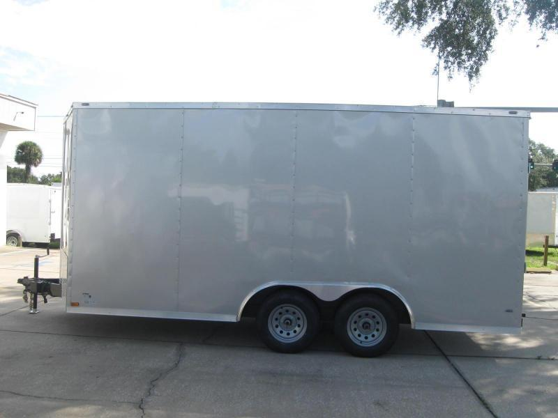 """8.5x16 Therma Cool 7' TALL $6467.77 """"Out The Door"""""""