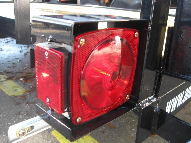 "6.5x14 Anderson Utility + LEDs $2515.57 ""Out The Door"""