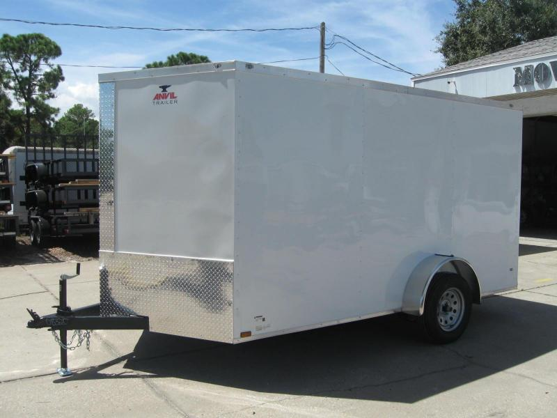 "7x12 Therma Cool V-Nose $4227.57 ""Out The Door"""