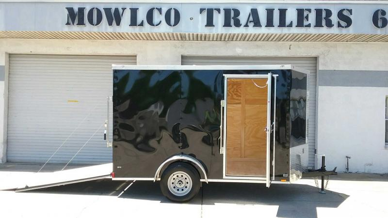 """6x10 Therma Cool Cargo $4799.57 """"Out The Door"""""""