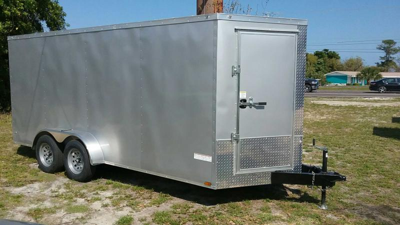"7x16 Therma Cool Cargo $6149.77 ""Out The Door"""