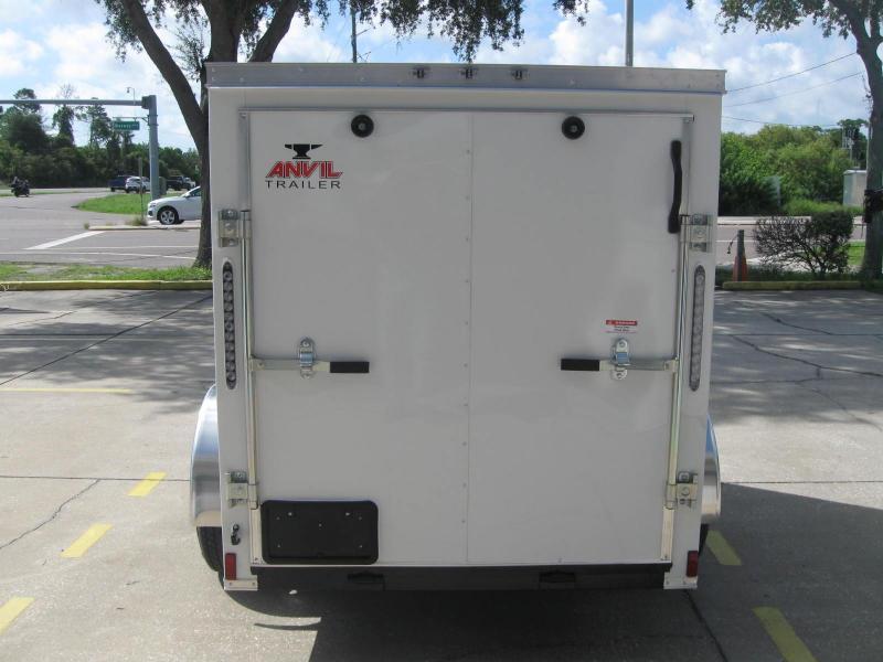 """5x8 V-Nose Cargo RAMP DOOR $3799.12 """"Out The Door"""""""