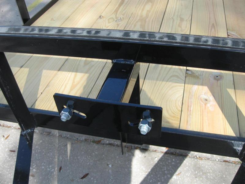 """6.5x12 Anderson Utility + LEDs $2301.57 """"Out The Door"""""""