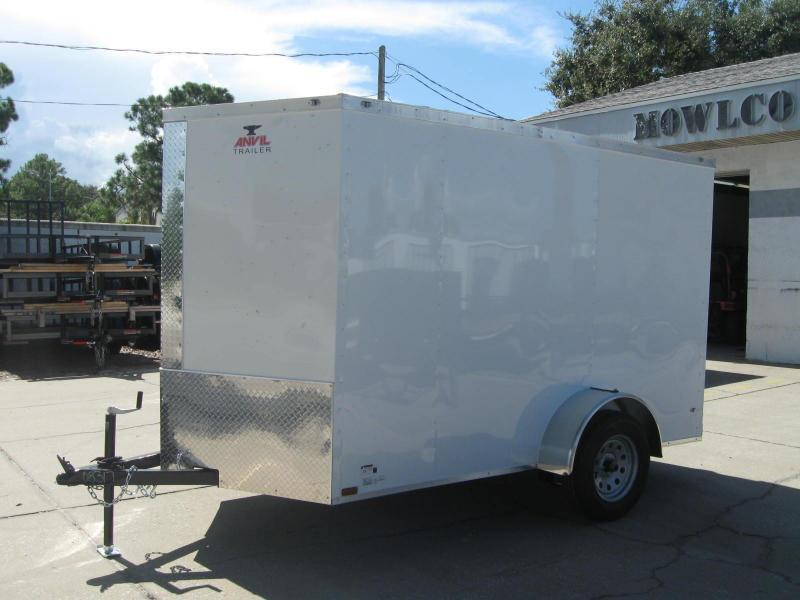 "6x10 V-Nose Cargo $3371.57 ""Out The Door"""