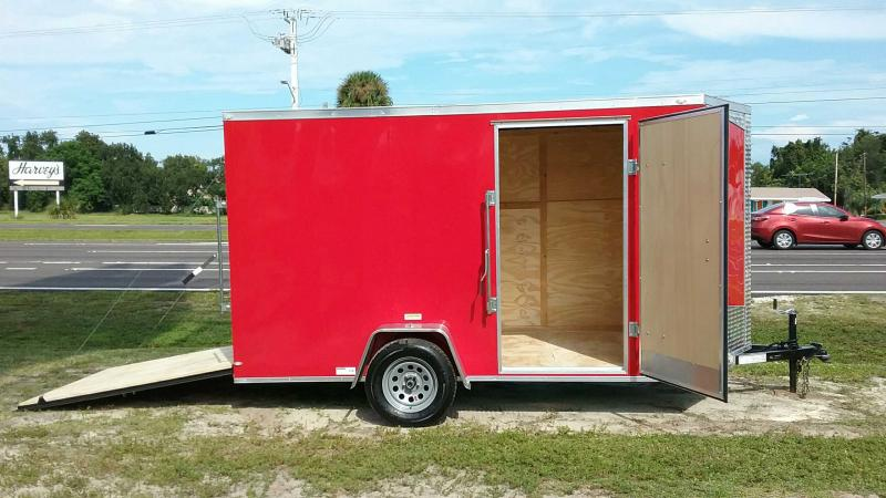 """6x12 Therma Cool 6' 6"""" Tall $3478.57 """"Out The Door"""""""