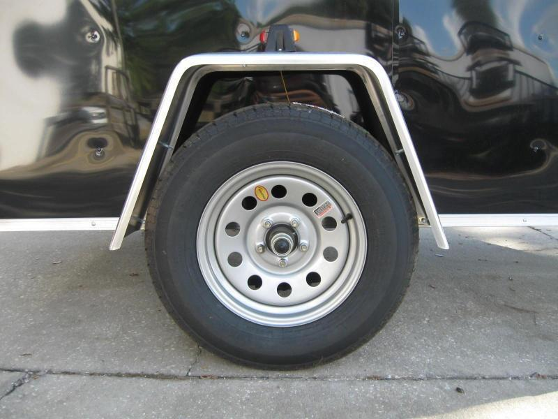 "5x8 V-Nose Cargo $2408.57 ""Out The Door"""