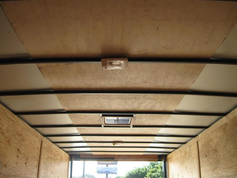 "8.5x20 V-Nose Cargo LEDs $5937.77 ""Out The Door"""