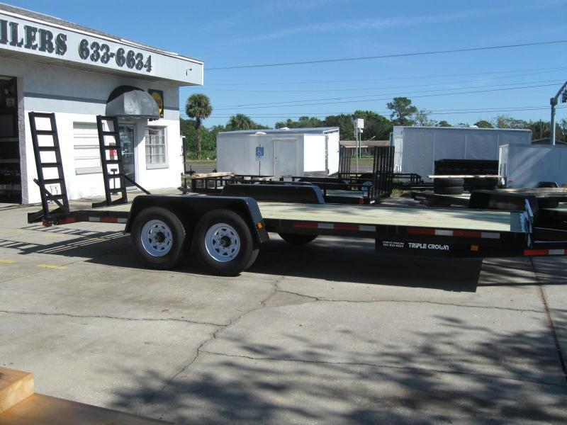"7x20 Low Rider 14K / 7 Ton Equipment $4873.32 ""Out The Door"""