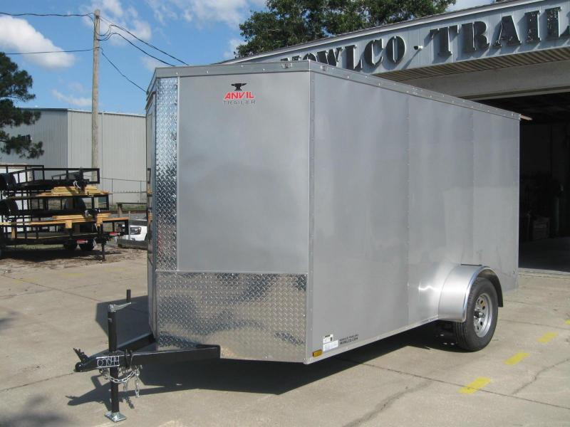 """6x12 Therma Cool Cargo $4120.57 """"Out The Door"""""""