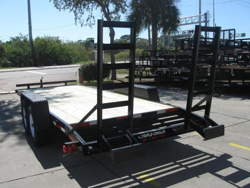 """7x20 Low Rider 14K / 7 Ton Equipment $5619.77 """"Out The Door"""""""