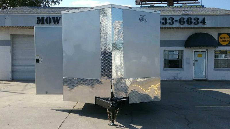 """8.5x20 Therma Cool 7' TALL $8998.99 """"Out The Door"""""""