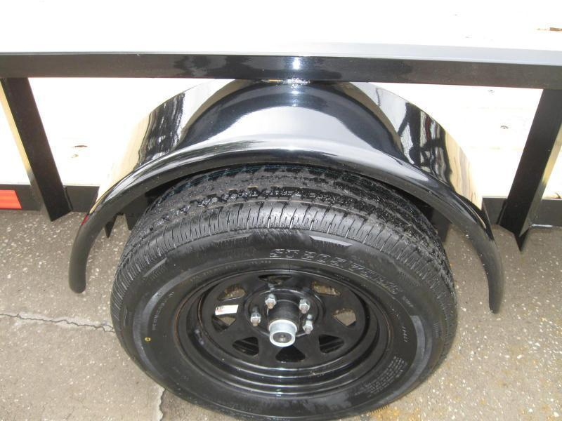 """5x10 Anderson Utility w/ LEDs $1873.57 """"Out The Door"""""""