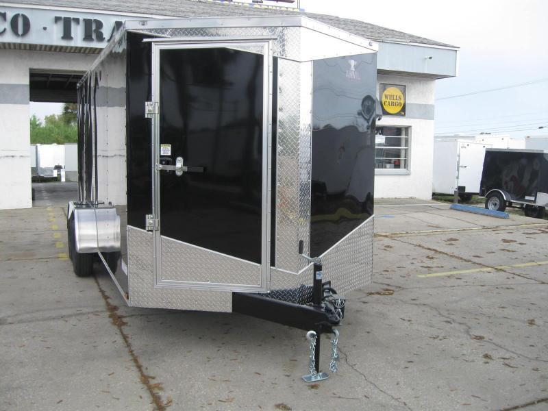 """7x16 Therma Cool TOURING EDITION $5407.77 """"Out The Door"""""""