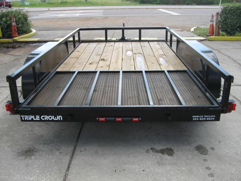 """6.5x16 Utility Trailer + BRAKES $3375.32 """"Out The Door"""""""