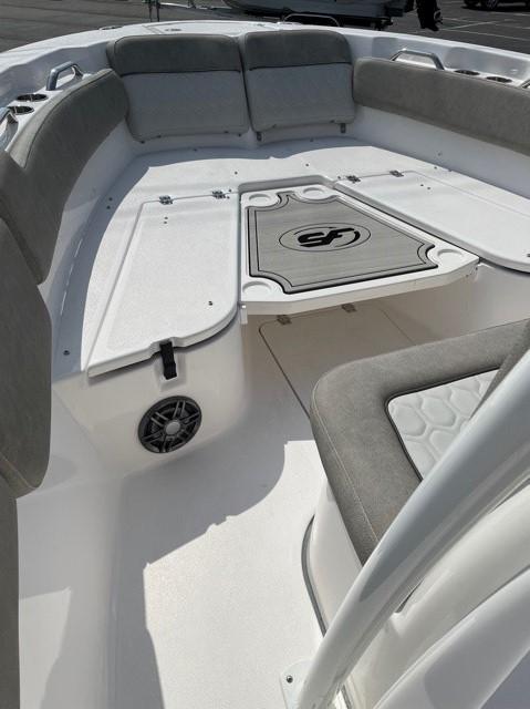2022 Sea Fox Boat 248 Commander